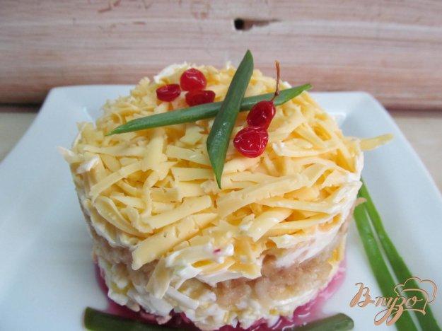 фото рецепта: Слоенный салат