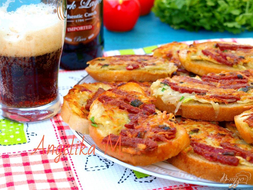 блюда рецепты по польски с колбасой и картошкой