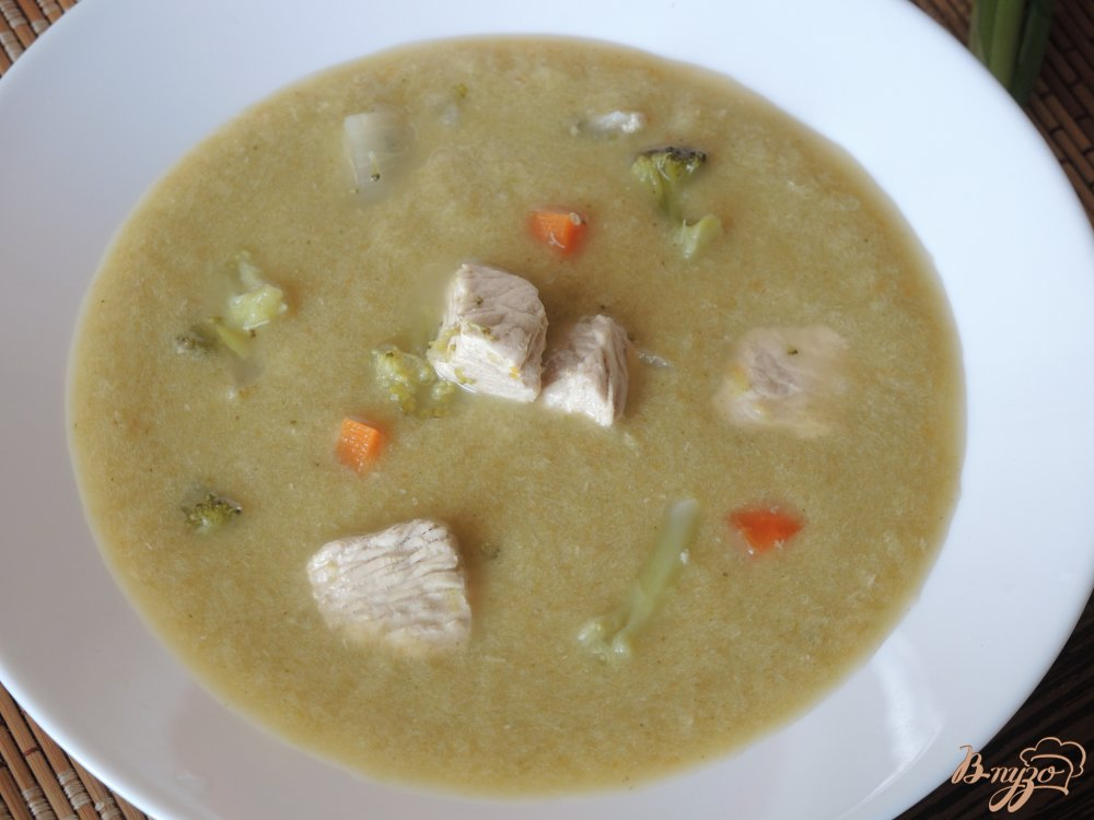 Суп из индейки с пшеном рецепты с фото