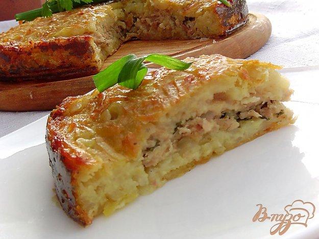 фото рецепта: Запеканка из картофеля с фаршем