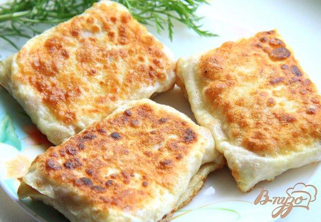 Лаваш с ветчиной и сыром в духовке рецепт с пошагово