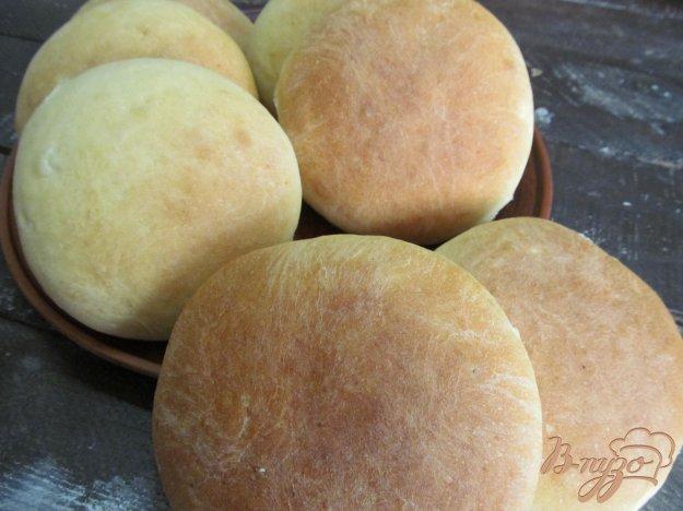 Картофельные булочки рецепт с фото