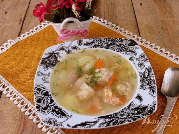 фото рецепта: Рыбный суп из рыбного набора