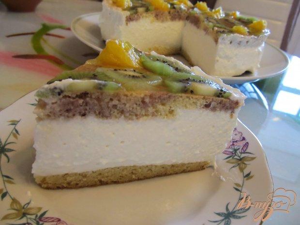 Творожный торта пошаговым