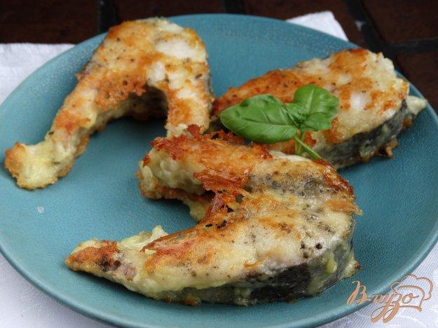 фото рецепта: Жареный толстолобик в панировке