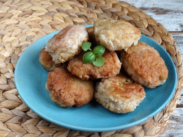фото рецепта: Котлеты куриные с мукой