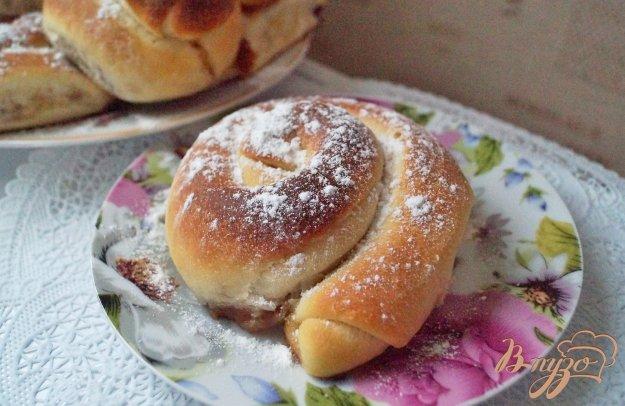 Сладкие булочки в мультиварке рецепты с фото