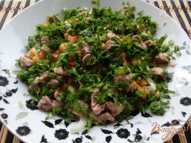 Салаты с листовым сельдереем рецепты с простые и вкусные