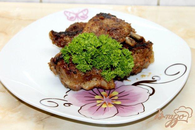 Маринованные ребрышки свиные рецепт пошагово