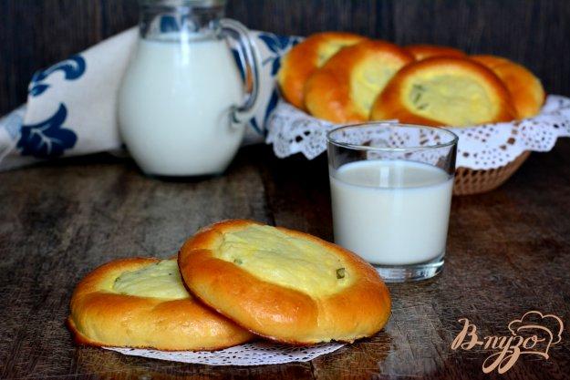 фото рецепта: Шанежки с картофелем