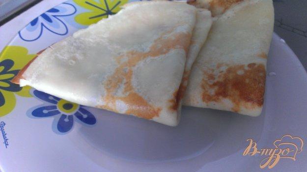 фото рецепта: Блины на кислом молоке