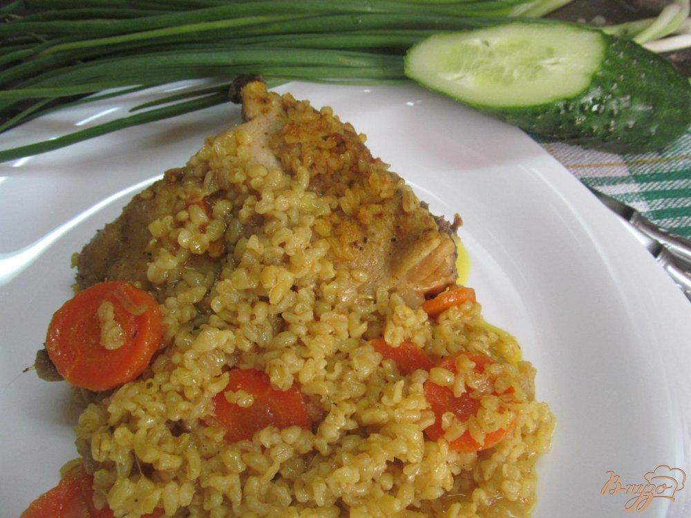 блюда из булгура рецепты приготовления с фото