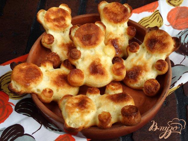 фото рецепта: Творожно-апельсиновые Барни