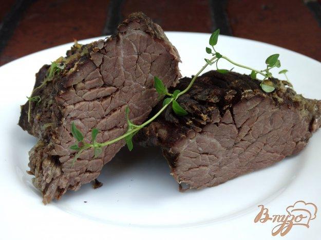 фото рецепта: Говядина, маринованная в киви
