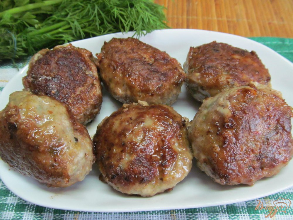 Вкусные котлеты из фарша с хлебом рецепт с пошагово
