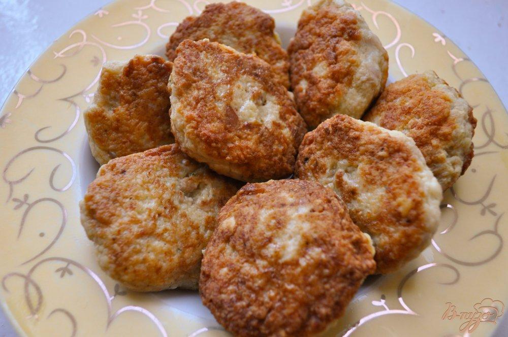 Куриные котлеты с картофелем рецепт