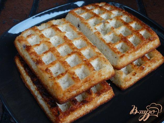 фото рецепта: Йогуртовые вафли
