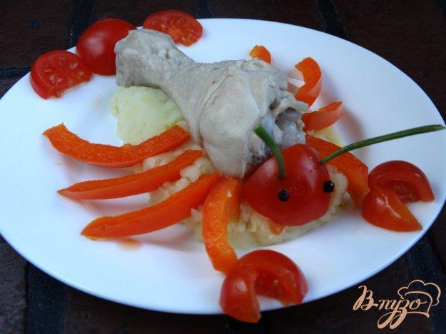фото рецепта: Детское блюдо Рак