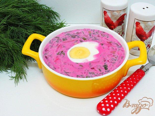 фото рецепта: Белорусский холодник