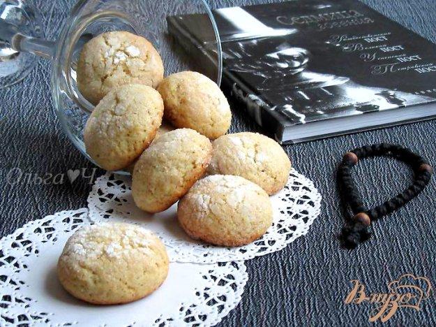 фото рецепта: Яблочное печенье с лимоном