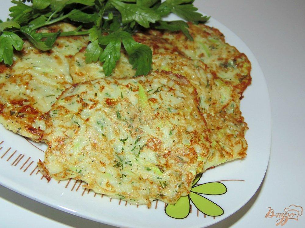 Оладьи из кабачков рецепты с сыром фото