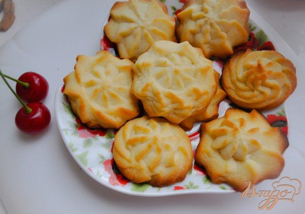 Рецепт домашнего воздушного печенья фото