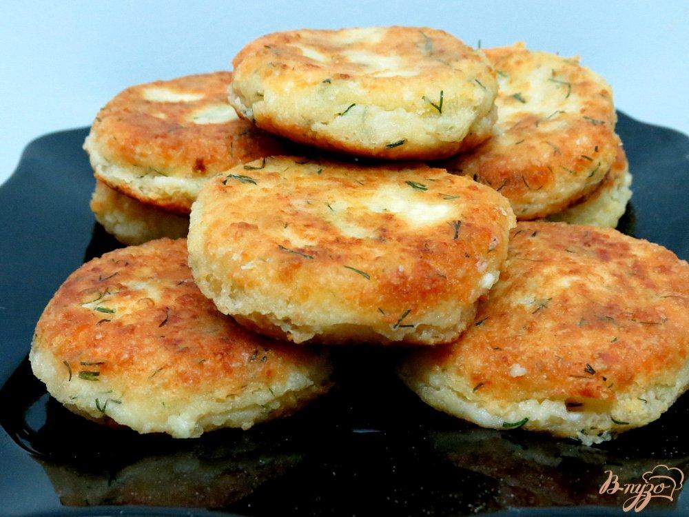 Соленые сырники из творога рецепт пошагово