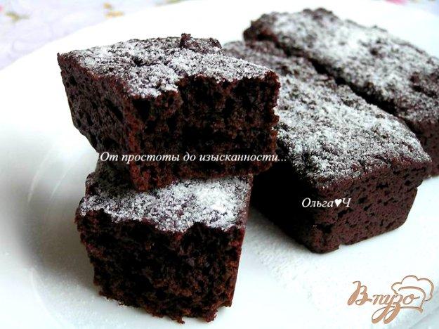 фото рецепта: Шоколадно-свекольные кексы