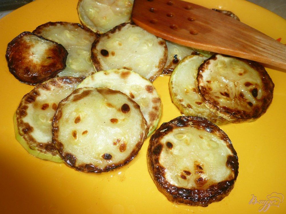 рецепты приготовления жареных кабачков на зиму