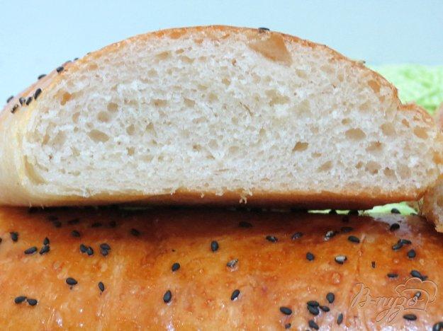 фото рецепта: Домашний хлеб, просто и быстро