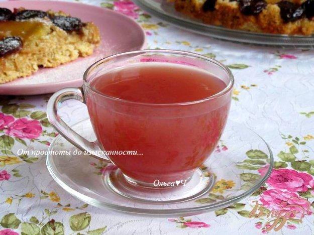 фото рецепта: Кисель из сухофруктов с терносливом и финиками
