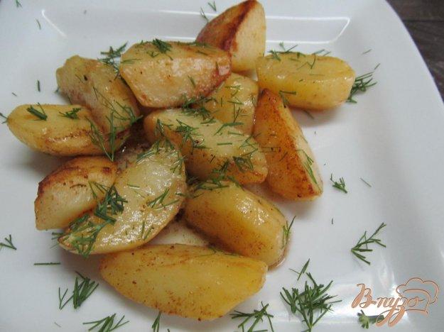 фото рецепта: Картофель по - парижски