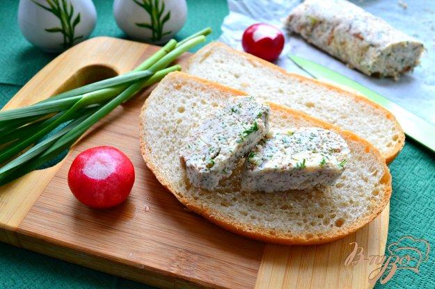 фото рецепта: Масло с икрой копченой сельди