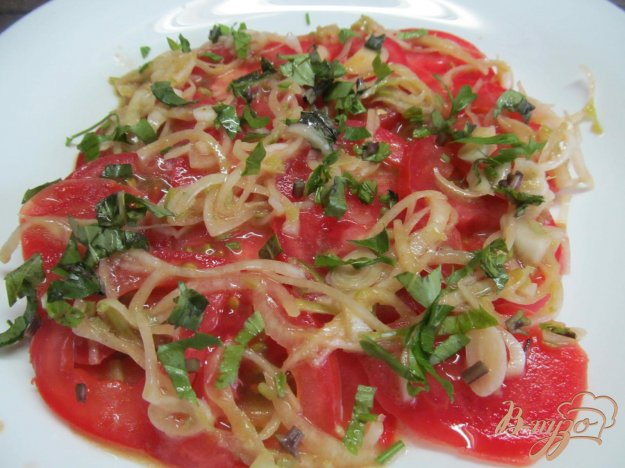 фото рецепта: Салат из помидора