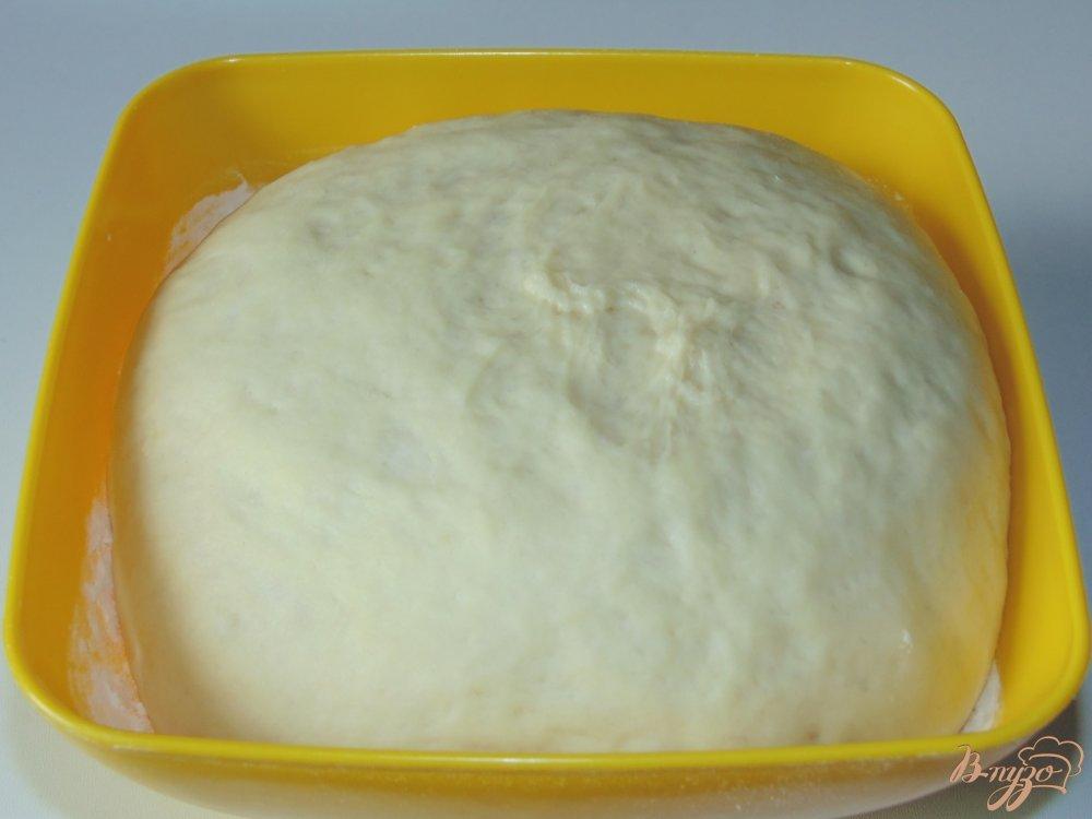 Дрожжевое тесто на пиццу на молоке рецепт с пошагово