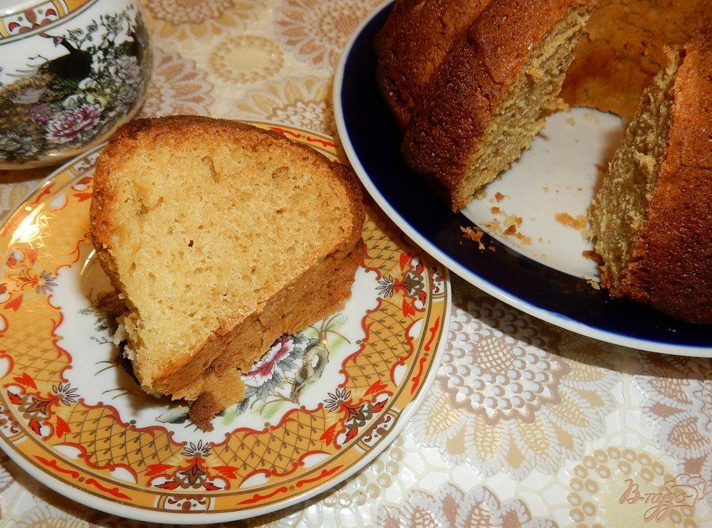 Торт на подсолнечном маслеы
