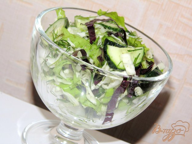 Как сделать низкокалорийную заправку для салата