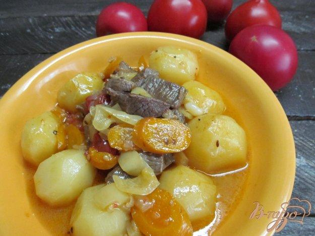 фото рецепта: Дымляма с бараниной и картошкой