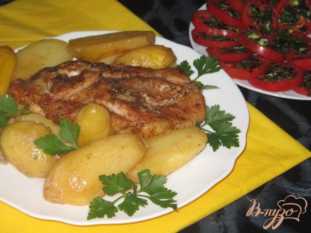 Запечённое мясо в духовке в рукавеы с фото
