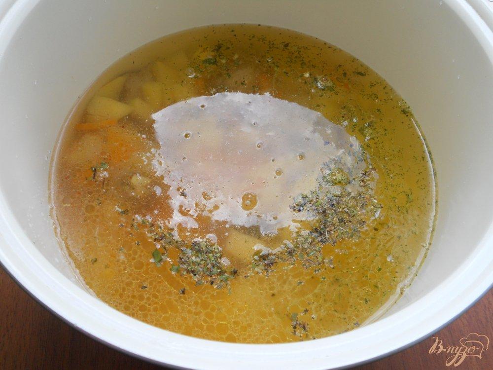 Гороховый суп со свининой в мультиварке рецепты