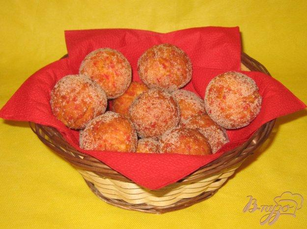 фото рецепта: Творожно-кокосовые шарики