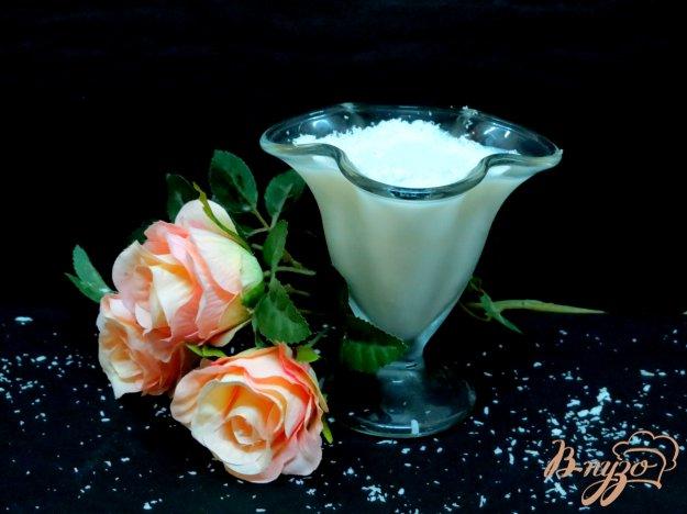 фото рецепта: Желе из молока