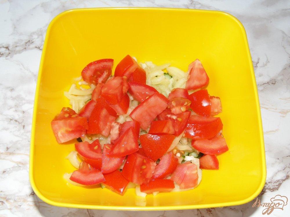 Свежий перец салат на зиму