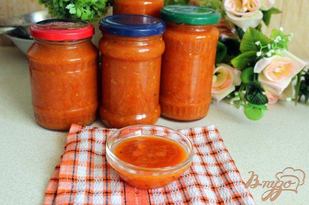 фото рецепта: Абрикосовый соус на зиму