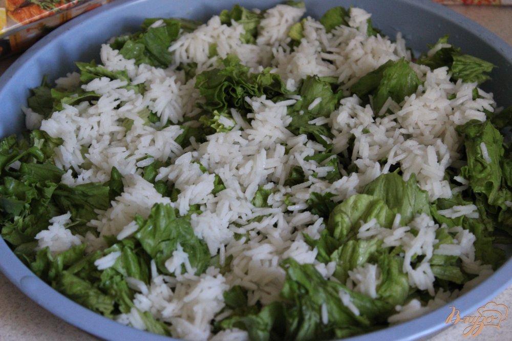 Салаты с сардиной и рисом рецепты с