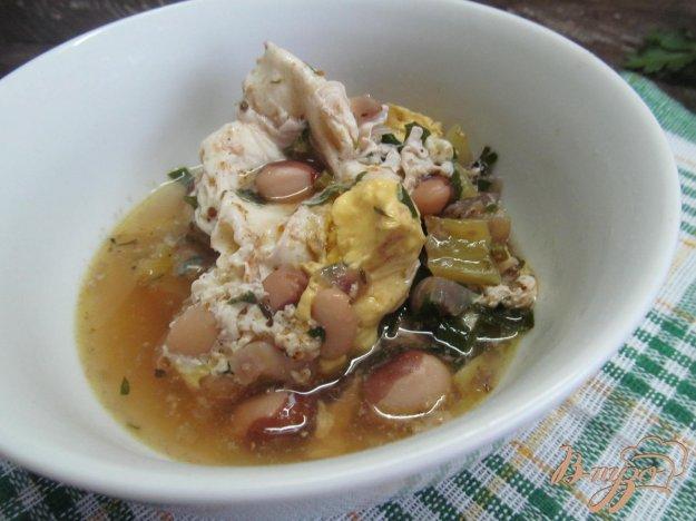 фото рецепта: Фасолевый суп из Коста-Рики
