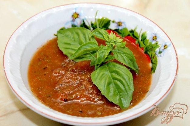 фото рецепта: Острый томатный соус для пиццы и пасты