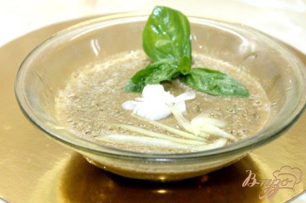 фото рецепта: Крем - суп из сезонных овощей