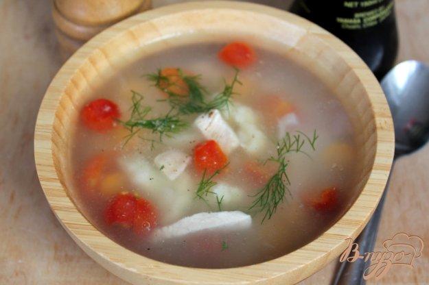 Рисовый суп с курицей рецепт пошаговый с фото
