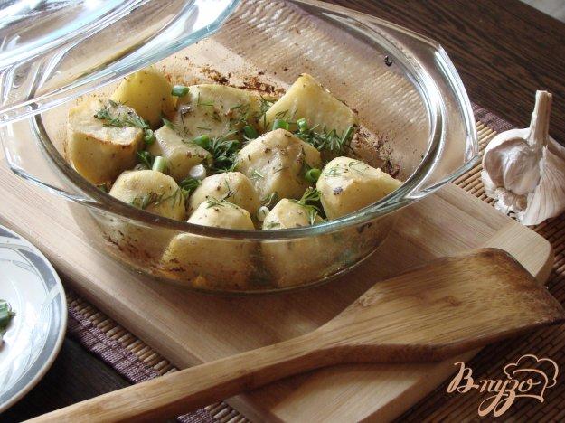 фото рецепта: Картофель по-гречески